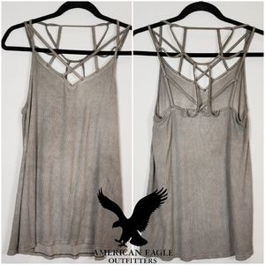 American Eagle Soft & Sexy Ribbed Tank NWOT
